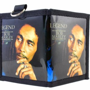 Wallet Vinyl Rastaman Legend Album กระเป๋าเงินสุดทนนาน BOB MARLEY LEGEND MUSIC A
