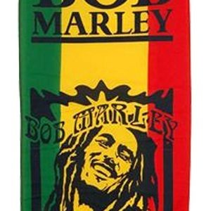 RASTA FLAG SMILING BOB MARLEY RASTA COLOR