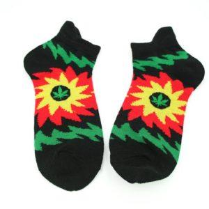 ถุงเท้า RASTA ลายดอกทานตะวัน