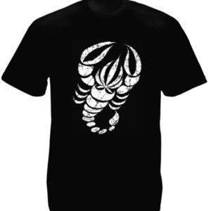 เสื้อยืดลายแมงป่อง Scorpion